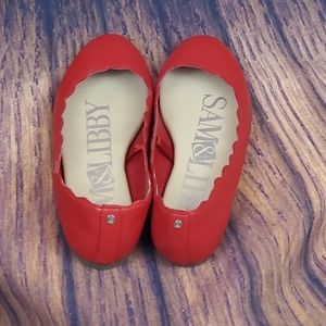 2 for $15 Sam & Libby flats size 8
